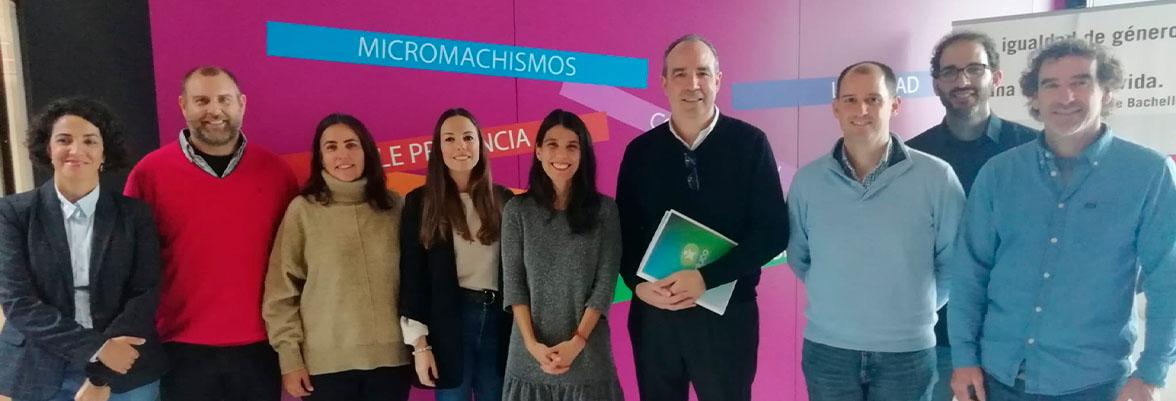 La Fundación Educo presenta su proyecto de Infancia en el Comisionado